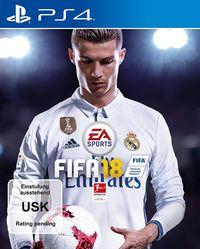 Hier klicken, um das Cover von FIFA 18 (PS4) zu vergrößern