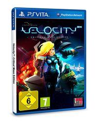 Hier klicken, um das Cover von Velocity 2X: Critical Mass Edition (PS Vita) zu vergrößern