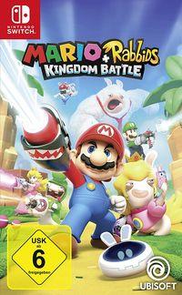 Hier klicken, um das Cover von Mario & Rabbids Kingdom Battle (PS4) zu vergrößern