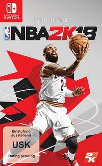 Hier klicken, um das Cover von NBA 2K18 (Switch) zu vergrößern