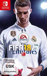Hier klicken, um das Cover von FIFA 18 (Switch) zu vergrößern