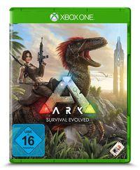 Hier klicken, um das Cover von ARK: Survival Evolved (Xbox One) zu vergrößern