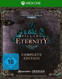 Hier klicken, um das Cover von Pillars of Eternity - Complete (XBox One) zu vergrößern
