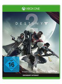 Hier klicken, um das Cover von Destiny 2 (Xbox One) zu vergrößern