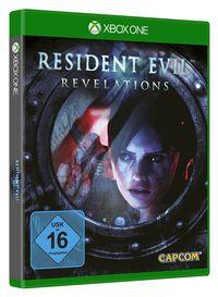 Hier klicken, um das Cover von Resident Evil Revelations (Xbox One) zu vergrößern