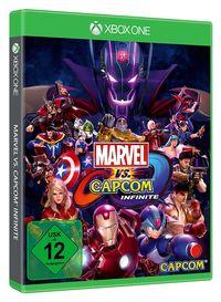 Hier klicken, um das Cover von Marvel vs. Capcom Infinite (Xbox One) zu vergrößern