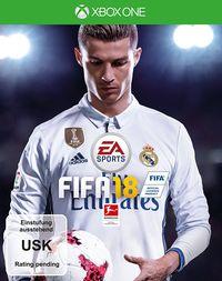 Hier klicken, um das Cover von FIFA 18 (Xbox One) zu vergrößern