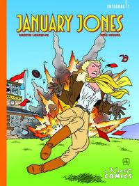 Hier klicken, um das Cover von January Jones – Integral 1 zu vergrößern