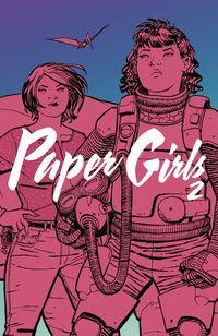 Hier klicken, um das Cover von Paper Girls 2 zu vergrößern