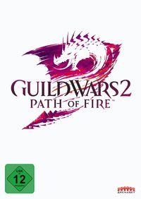 Hier klicken, um das Cover von Guild Wars 2 - Path of Fire (PC) zu vergrößern