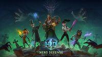 Hier klicken, um das Cover von Hero Defense - Haunted Island (PC) zu vergrößern