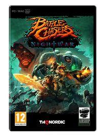 Hier klicken, um das Cover von Battle Chasers: Nightwar (PC) zu vergrößern