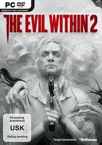 Hier klicken, um das Cover von The Evil Within 2 (PC) zu vergrößern