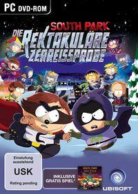 Hier klicken, um das Cover von South Park: Die rektakulae~re Zerreiss~probe (PC) zu vergrößern
