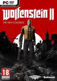Hier klicken, um das Cover von Wolfenstein II: The New Colossus (PC) zu vergrößern