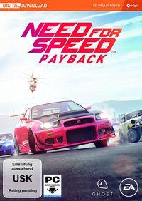 Hier klicken, um das Cover von Need for Speed - Payback (PC) zu vergrößern