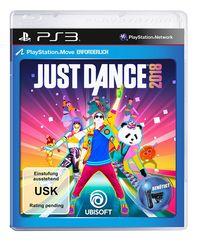 Hier klicken, um das Cover von Just Dance 2018 (PS3) zu vergrößern