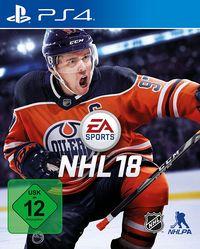 Hier klicken, um das Cover von NHL 18 (PS4) zu vergrößern