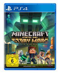 Hier klicken, um das Cover von Minecraft Story Mode - Season 2 Pass Disc Standard (PS4) zu vergrößern
