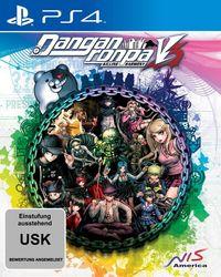 Hier klicken, um das Cover von Danganronpa V3: Killing Harmony zu vergrößern