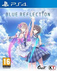 Hier klicken, um das Cover von Blue Reflection (PS4) zu vergrößern