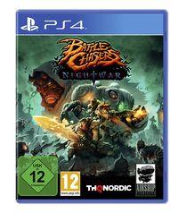 Hier klicken, um das Cover von Battle Chasers: Nightwar (PS4) zu vergrößern