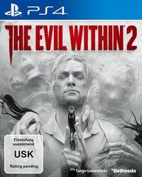 Hier klicken, um das Cover von The Evil Within 2 (PS4) zu vergrößern