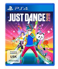 Hier klicken, um das Cover von Just Dance 2018 (PS4) zu vergrößern