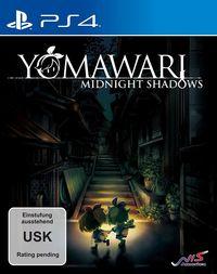 Hier klicken, um das Cover von Yomawari: Midnight Shadows (PS4) zu vergrößern