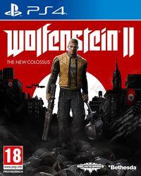 Hier klicken, um das Cover von Wolfenstein II: The New Colossus (PS4) zu vergrößern