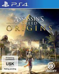 Hier klicken, um das Cover von Assassin's Creed Origins (PS4) zu vergrößern