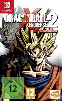 Hier klicken, um das Cover von Dragon Ball Xenoverse 2 (Switch) zu vergrößern