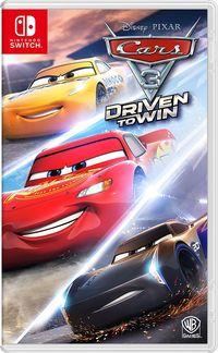 Hier klicken, um das Cover von Cars 3: Driven To Win (Switch) zu vergrößern