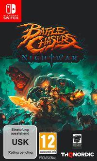 Hier klicken, um das Cover von Battle Chasers: Nightwar (Switch) zu vergrößern