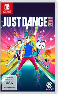 Hier klicken, um das Cover von Just Dance 2018 (Switch) zu vergrößern