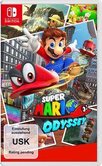 Hier klicken, um das Cover von Super Mario Odyssey (Switch) zu vergrößern