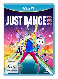 Hier klicken, um das Cover von Just Dance 2018 (Wii U) zu vergrößern