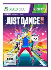 Hier klicken, um das Cover von Just Dance 2018 (Xbox 360) zu vergrößern