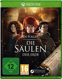 Hier klicken, um das Cover von Ken Follett: Die Sae~ulen der Erde (Xbox One) zu vergrößern