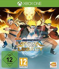 Hier klicken, um das Cover von Naruto Shippuden Ultimate Ninja Storm Legacy (Xbox One) zu vergrößern
