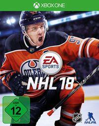 Hier klicken, um das Cover von NHL 18 (Xbox One) zu vergrößern
