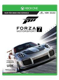 Hier klicken, um das Cover von Forza Motorsport 7 - Standard Edition (Xbox One) zu vergrößern