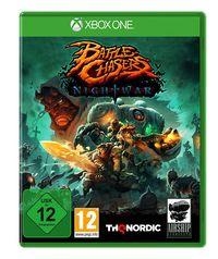 Hier klicken, um das Cover von Battle Chasers: Nightwar (Xbox One) zu vergrößern