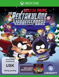 Hier klicken, um das Cover von South Park: Die rektakulae~re Zerreiss~probe )Xbox One) zu vergrößern