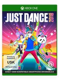Hier klicken, um das Cover von Just Dance 2018 (Xbox One) zu vergrößern