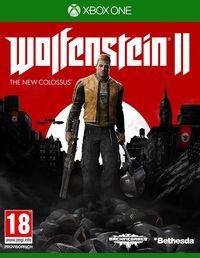 Hier klicken, um das Cover von Wolfenstein II: The New Colossus (Xbox One) zu vergrößern