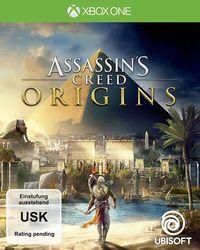 Hier klicken, um das Cover von Assassin's Creed Origins (Xbox One) zu vergrößern