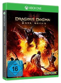 Hier klicken, um das Cover von Dragons's Dogma Dark Arisen (Xbox One) zu vergrößern