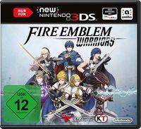 Hier klicken, um das Cover von Fire Emblem Warriors (3DS) zu vergrößern