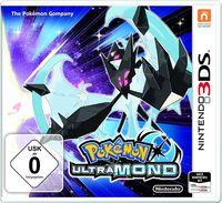 Hier klicken, um das Cover von Pokémon Ultrasonne/Ultramond (3DS) zu vergrößern